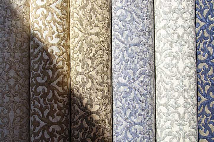 Famous, contract upholstery fabric