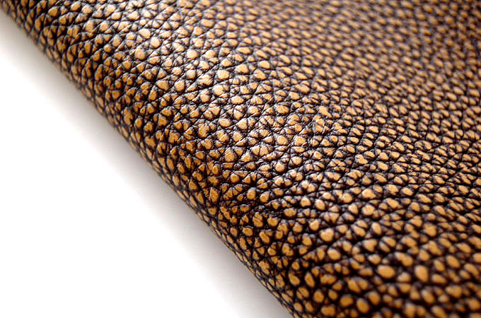 Elephant faux-leather upholstery vinyl