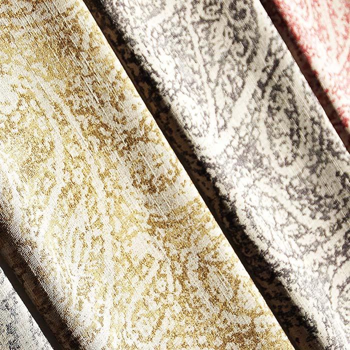 Legendary, paisley upholstery fabric