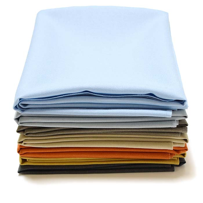 Belpre drapery fabric, chemical free