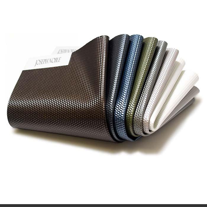 Joseph Noble Vicious, polyurethane upholstery fabric.