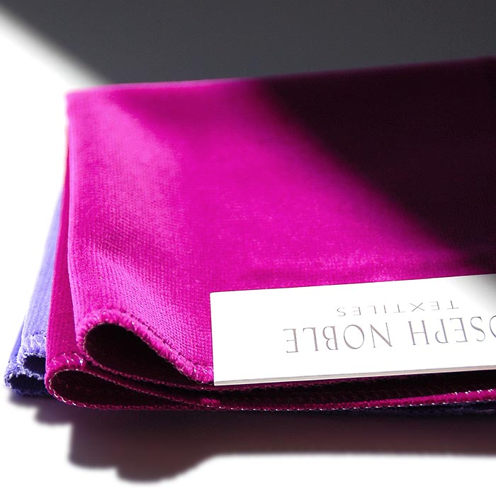 Joseph Noble Upholstery Velvet