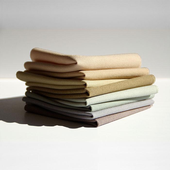 Bespoke contract drapery fabric by Joseph Noble